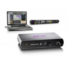 Avid HD Native Thunderbolt Core with Pro Tools HD software