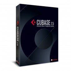 Steinberg Cubase 7.5 update from Cubase 4/5 (Free Update to the latest version) (Boxed)