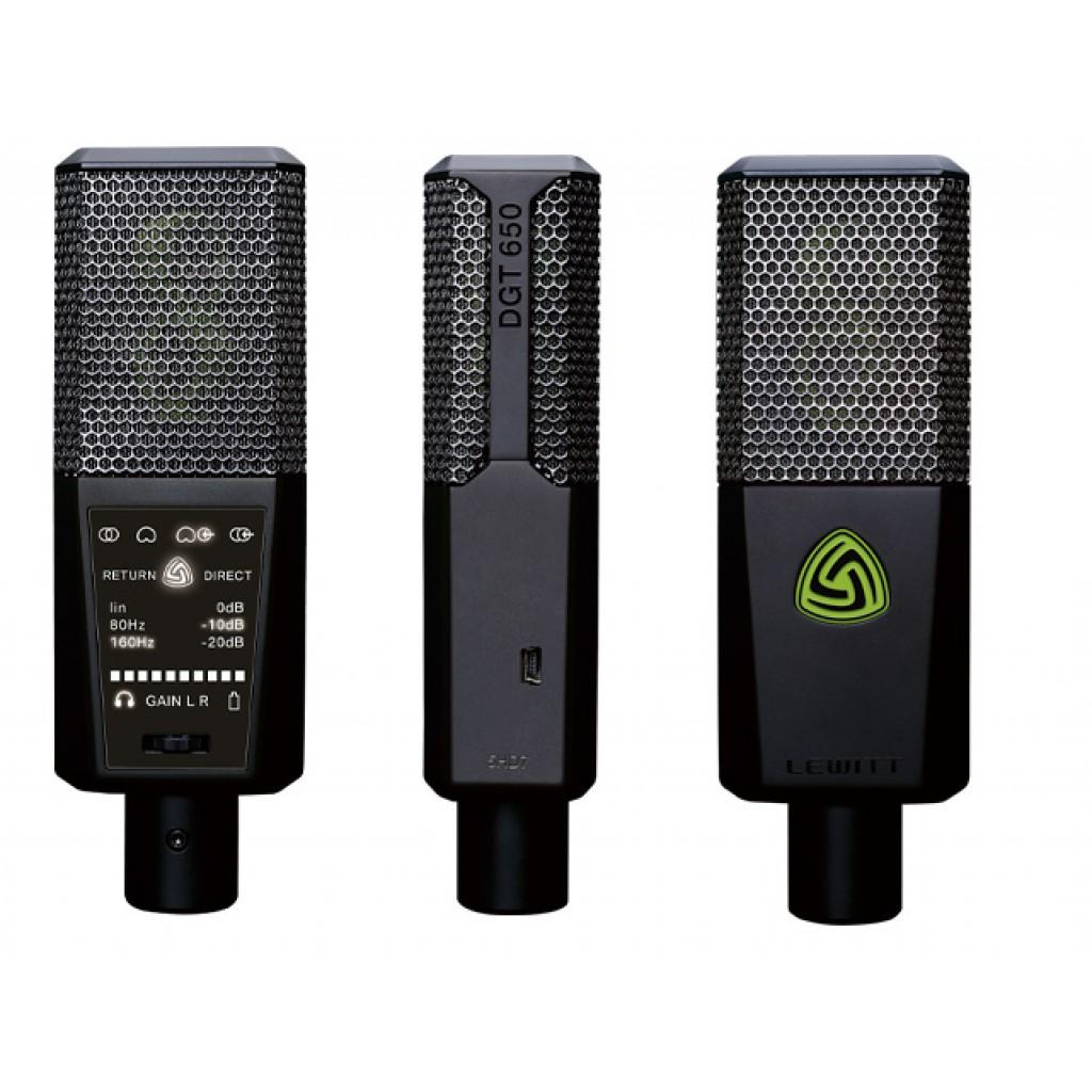Lewitt Audio DGT 650