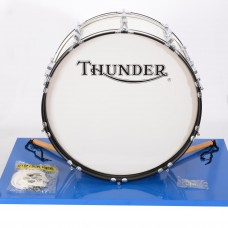 """Thunder SP-121 22"""" Marching Bass Drum"""