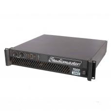 Studiomaster 700D Power Amp