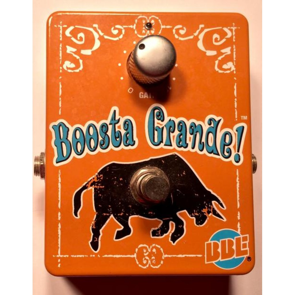 BBE Boostagrande (Clean Boost Pedal)
