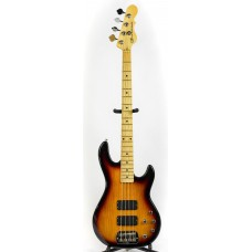 G&L Tribute M2000 3-Tone Sunburst Electric Bass Guitar