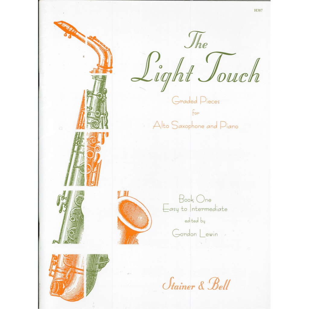 The Light Touch for Alto Saxophone