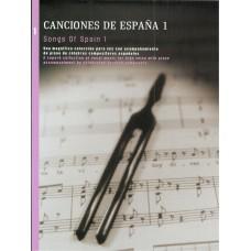 Canciones De Espana 1 (Songs of Spain 1)