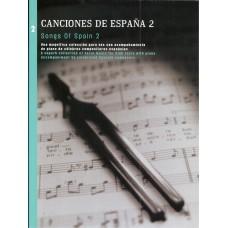 Canciones De Espana 2 (Songs of Spain 2)