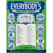 Everybody's Favorite Songs No.1