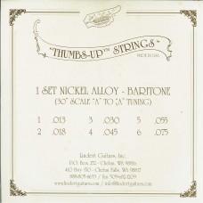 """""""Thumbs-Up"""" Baritone Bass String Set"""