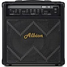 Albion ABH120C Black Hybrid Bass Amplifier