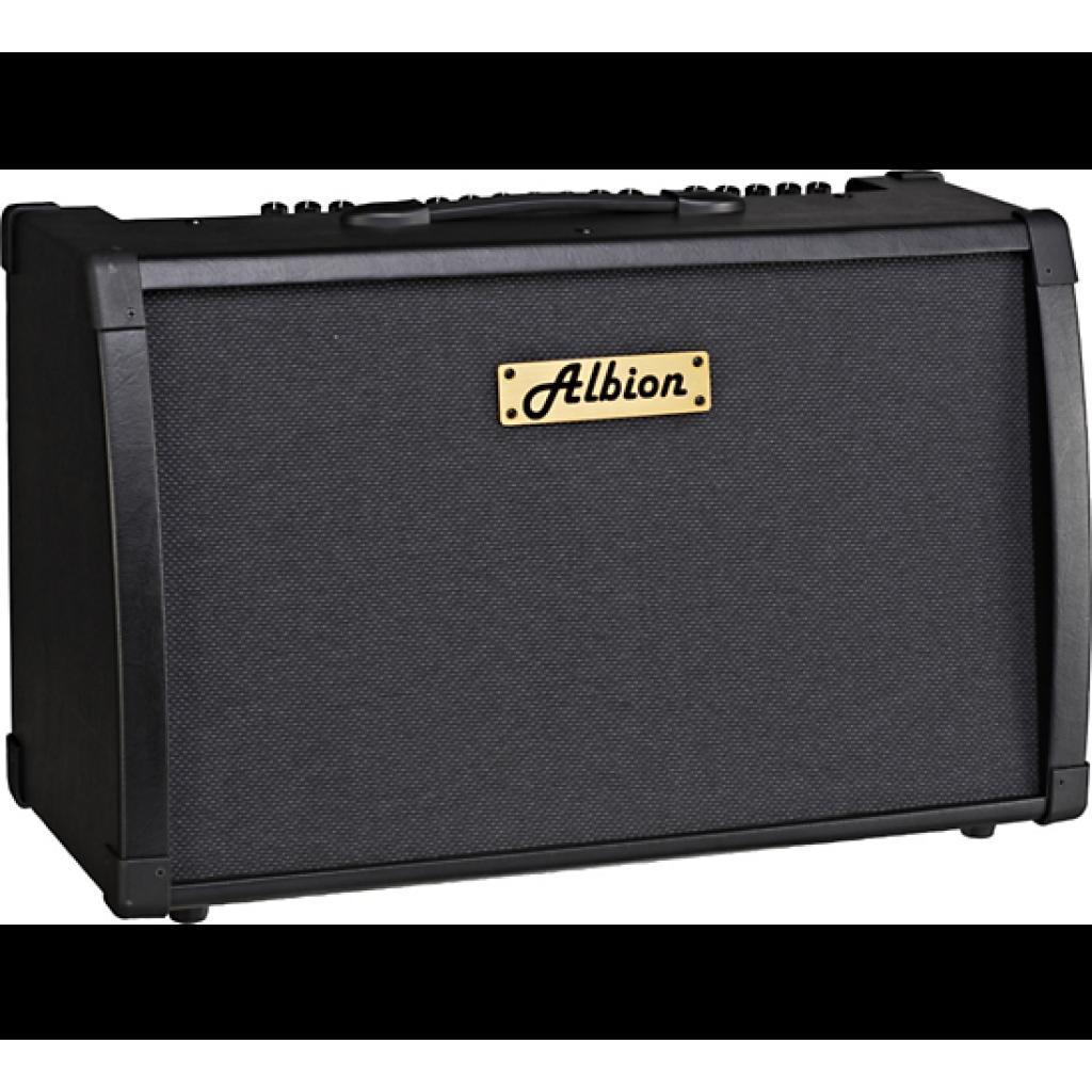 Albion AG80DFX Black Hybrid Guitar Amplifier | 曾福琴行