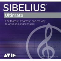 AVID Sibelius Ultimate (Boxed)