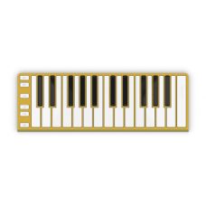 CME Xkey 25 USB - Gold