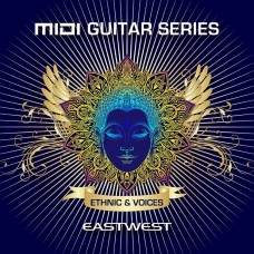 East West MIDI Guitar Series Vol 2: Ethnic and Voices (Download)