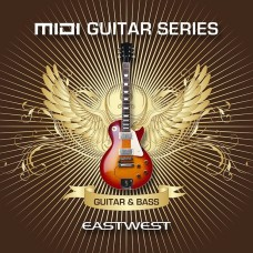 East West MIDI Guitar Series Vol 4: Guitar and Bass (Download)