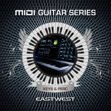 East West MIDI Guitar Series Vol 5: Keyboards and Percussion (Download)
