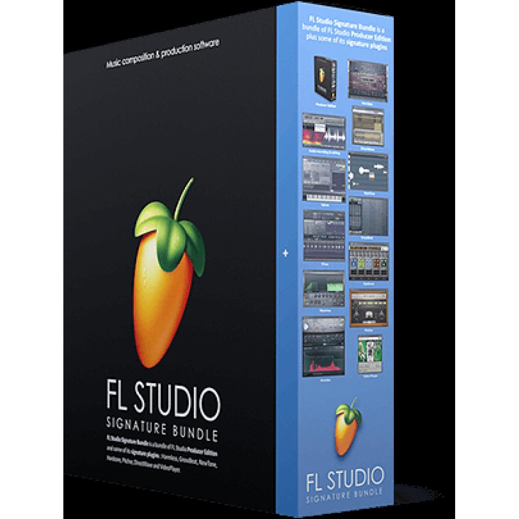 FL Studio 20 Signature Bundle (Download)