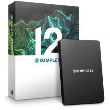 Native Instruments Komplete 12 (Box) [Update from Komplete 2-11]