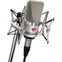 Neumann TLM 102 studio set  - Nickel