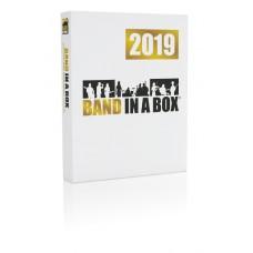 PG Music Band in a box UltraPak 2019 ( WINDOWS; USB HD)