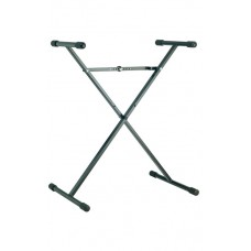 K&M 18962 Keyboard Stand - Black
