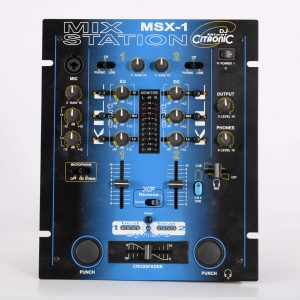 DJ Equipment and Mixer