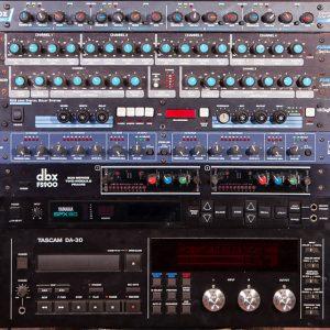 Signal Processing (EQ, Controller, etc.) 音訊處理器