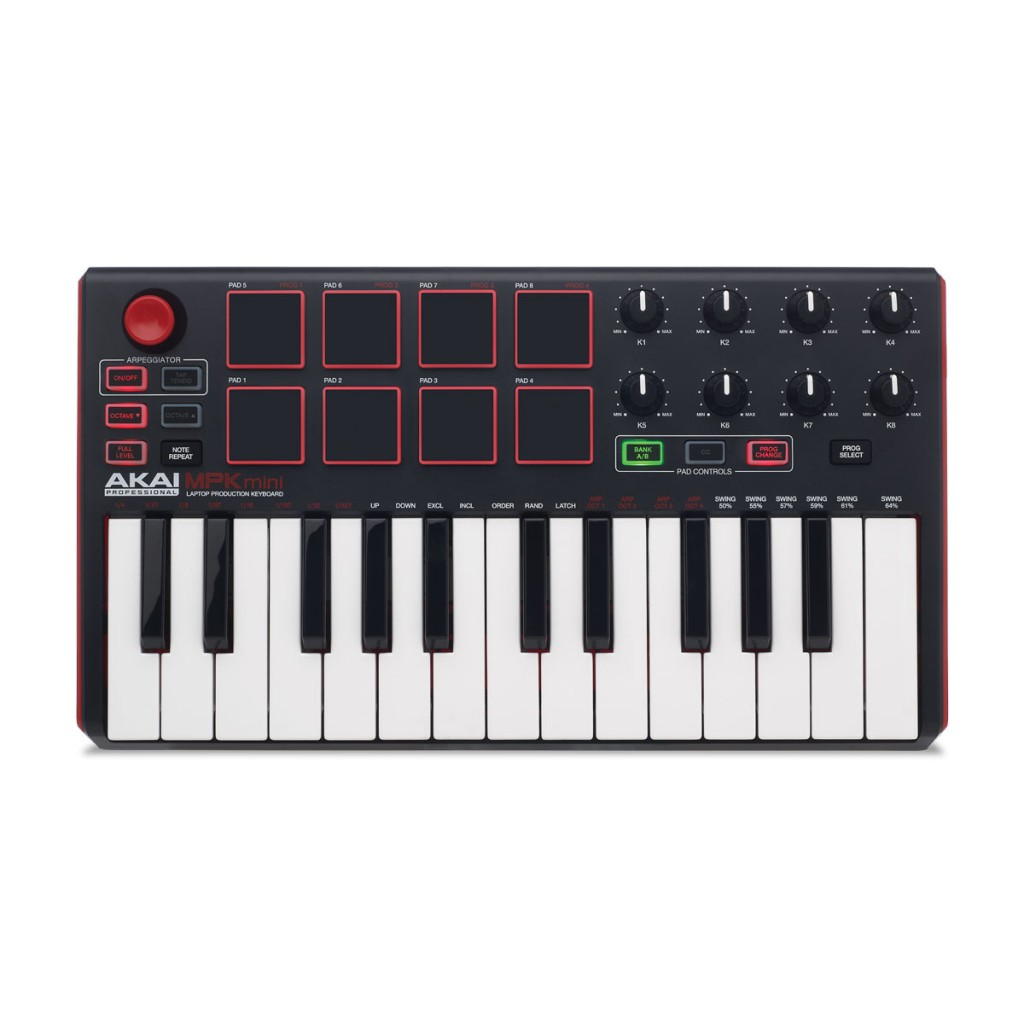 Akai MPK Mini MKII *Demo