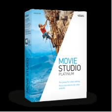 Magix Vegas Movie Studio 14 Platinum (Download)