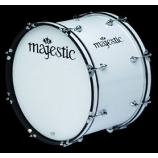 Majestic Contender Series Marching Bass Drums