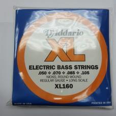 Daddario XL-160 Bass Guitar Strings Set