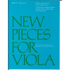 New Pieces for Viola Book 2 (ABRSM)