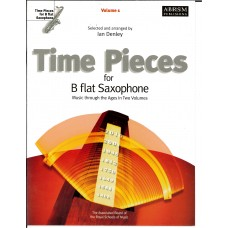 Time Pieces For B Flat Saxophone Vol.1  (ABRSM)