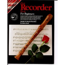 Progressive First Recorder Book with CD (Koala)