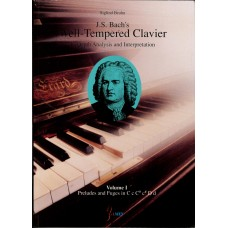 J.S. Bach Well-Tempered Clavier Vol.1 by Siglind Bruhn
