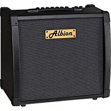 Albion AG40DFX Black Hybrid Guitar Amplifier
