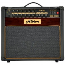 Albion TCT35C Black Tube Guitar Amplifier