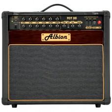 Albion TCT35C Black Tube Guitar Amplifier