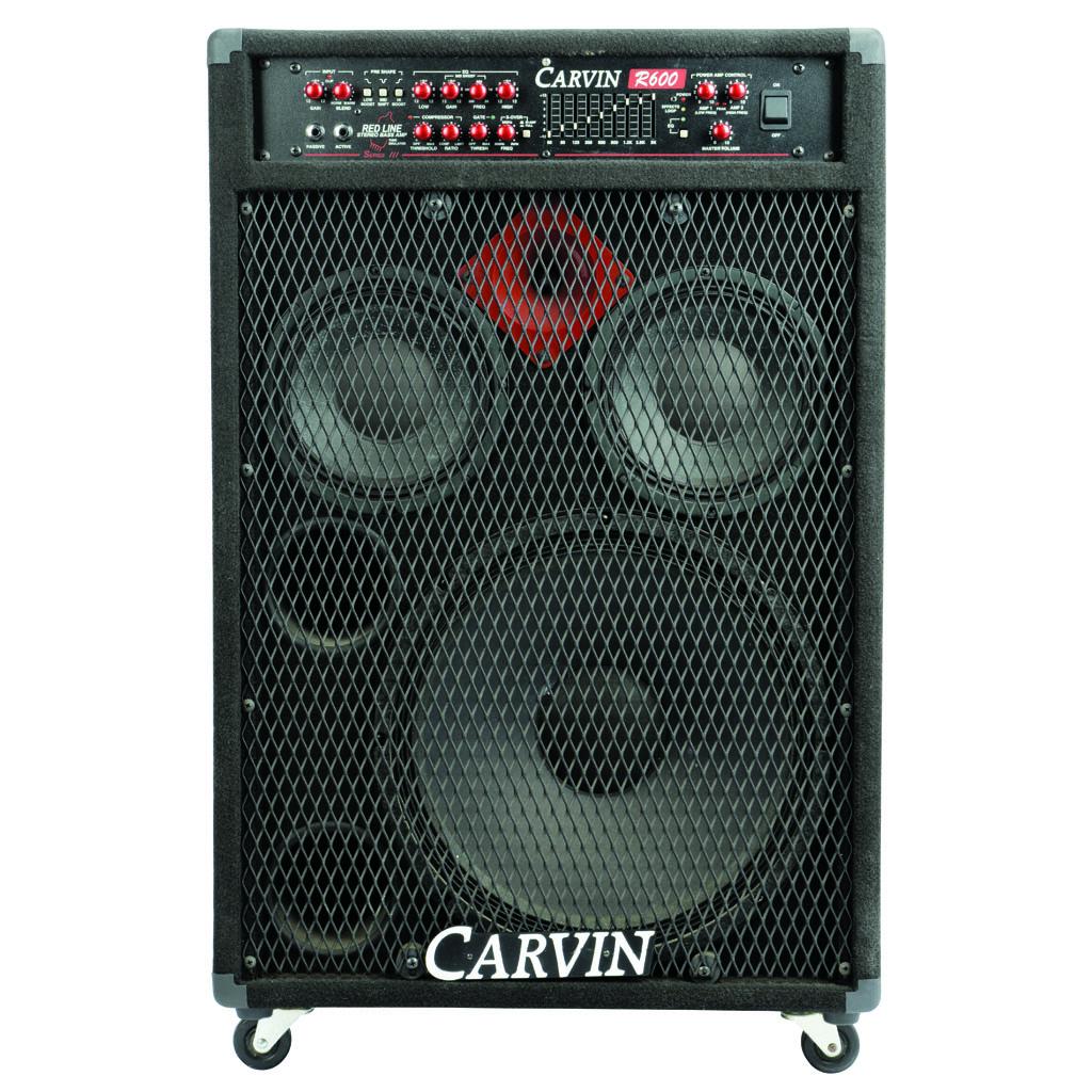 Carvin RL-6815 Bass Amplifier