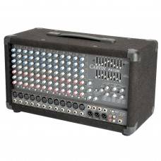 Carvin PA-1200E Powered Mixer 12 Channels 1000 watts