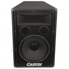 Carvin TR-1502 Trapezoid Speaker Cabinet 400 watts