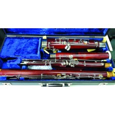 Gebruder Monnig Bassoon (Made in Germany)