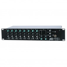 Peavey Linemix-8 (8 Channels Rack Mixer)