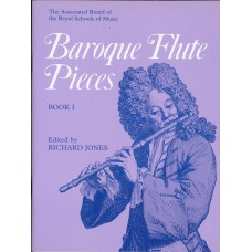 Baroque Flute Pieces Book 1 (ABRSM)
