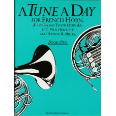 A Tune A Day for French Horn Book 1 (Boston)