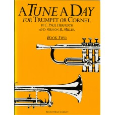 A Tune A Day for Trumpet Book 2 (Boston)