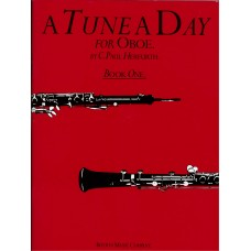 A Tune A Day for Oboe Book 1 (Boston)