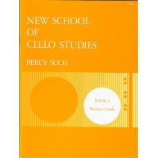 New School of Cello Studies Book 4 (Stainer and Bell)