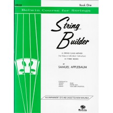 String Builder for Cello Book 1 (Belwin)