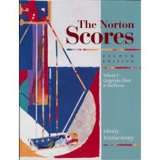 The Norton Scores Volume 1