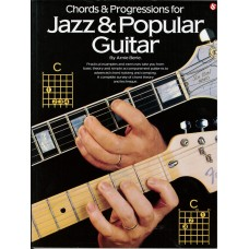 Chords and Progressions for Jazz and Pop  Guitar